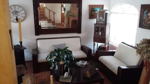 otro cuarto en la casa de Ane