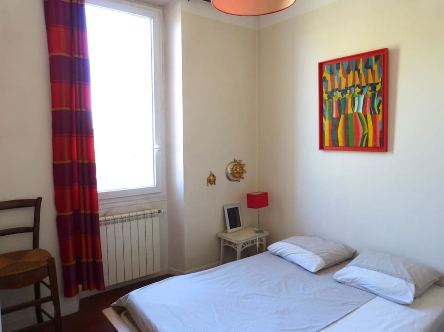 Chambre 4 proximit calanques et luminy chambres d - Chambres d hotes marseille calanques ...