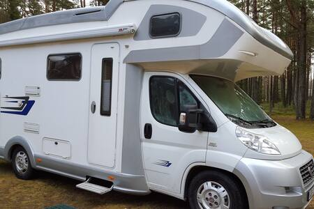 Lux Camper for travel price 78 eur - Aukštuolė - キャンピングカー/RV車