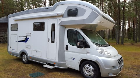 Lux Camper for travel