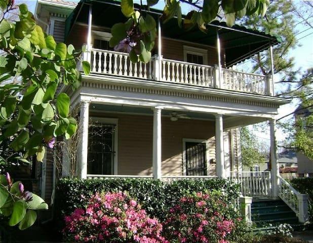 Beautiful Riverbend Home on S Carrollton Streetcar - New Orleans - Appartamento