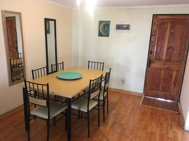 Cozy apt close to park in the heart of Providencia