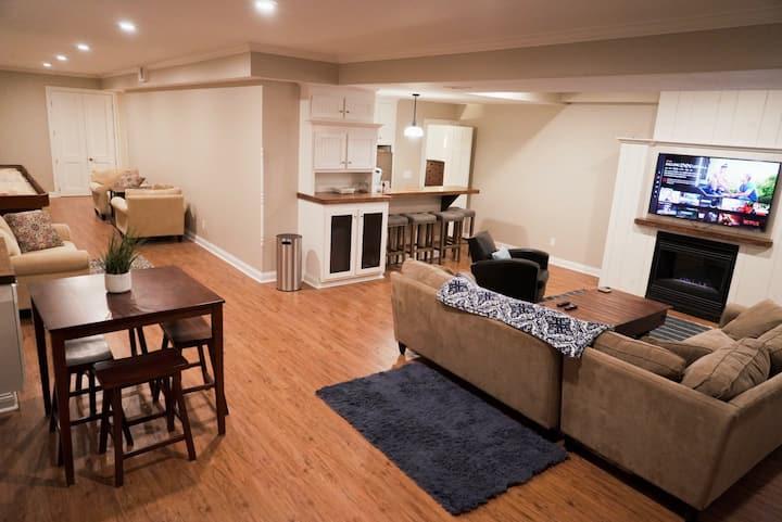 Granger St. Guest Suite