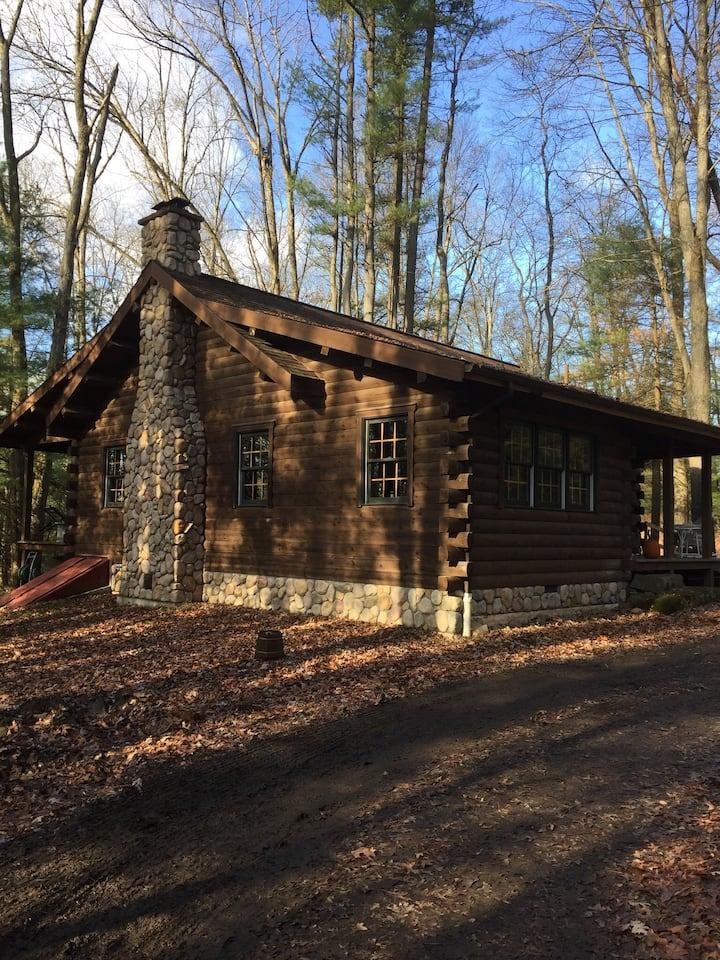 Fallen Branch Cabin