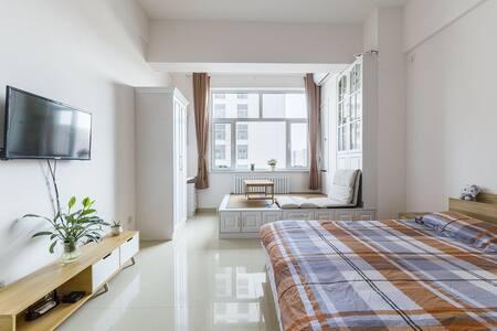 国际蒙医院摩尔城万达商圈酒店公寓