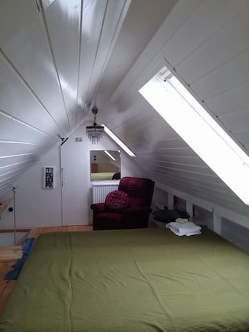 My cosy attic