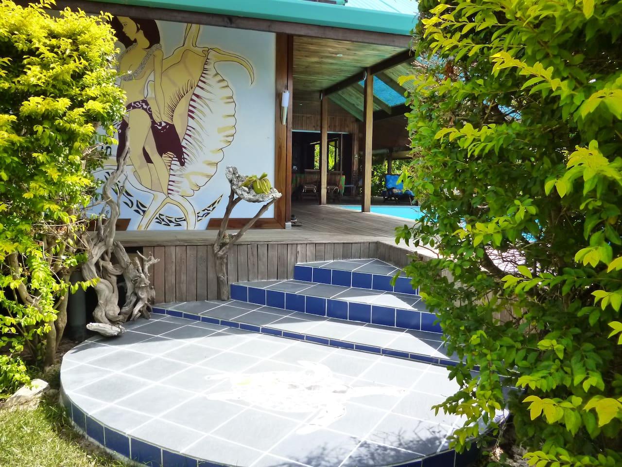 Villa U Upa Chambre Double Bed And Breakfasts En Renta En