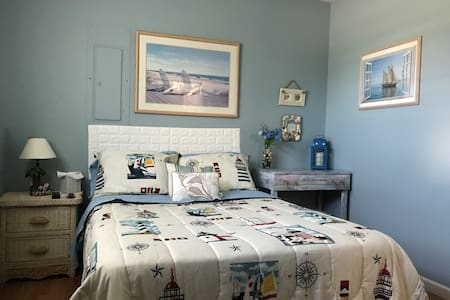 Cozy Beach room, near Monmouth University/ Beach