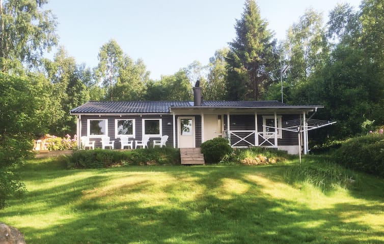 Holiday cottage with 2 bedrooms on 85m² in Örkelljunga