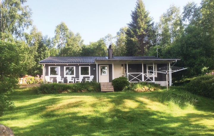 Nice home in Örkelljunga with Sauna, WiFi and 3 Bedrooms