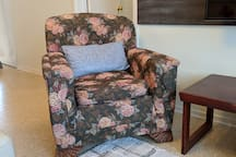 The Ugly Chair B&B when 2 bedrooms are better.