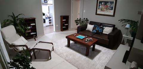 Céntrico y cómodo depto 2 dormitorios