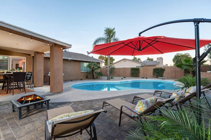 Two master suites! Minutes to the best Shops! - Scottsdale