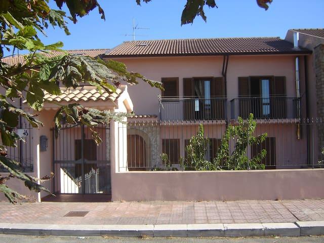 Casa Vacanze Europa - Geraci Siculo - Apartamento