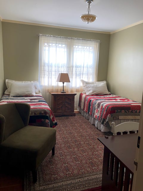 The Elspeth Room at Miramichi House