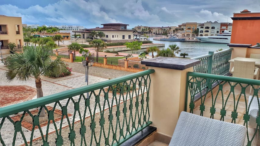 Marina View Apartment at Cap Cana (Sanitized)