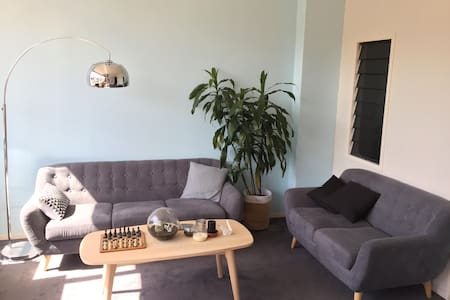 Sunny apartment right in the centre! - Wellington