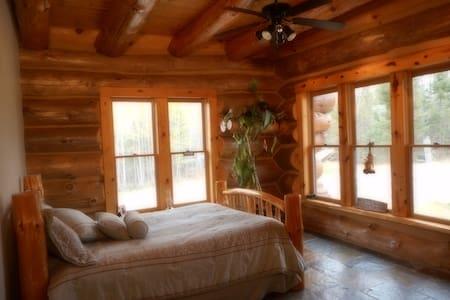 Room #1 Crooked Road Lodge