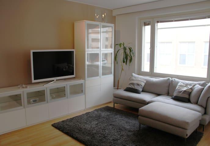 Elegant apartment - ideal location - Helsingfors - Lägenhet