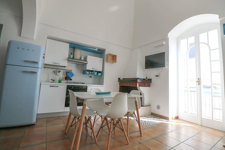 A Casa da Noi, a very bright house - Ceglie Messapica - Talo