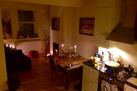 Beautiful cosy home in Stoneybatter - Dublin - House