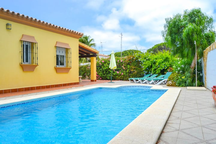 Villa Verena with private pool
