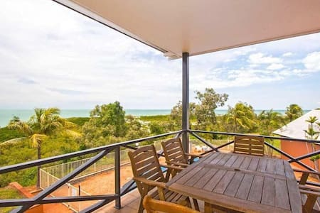 Spectacular views Roebuck Bay - Broome - Apartment