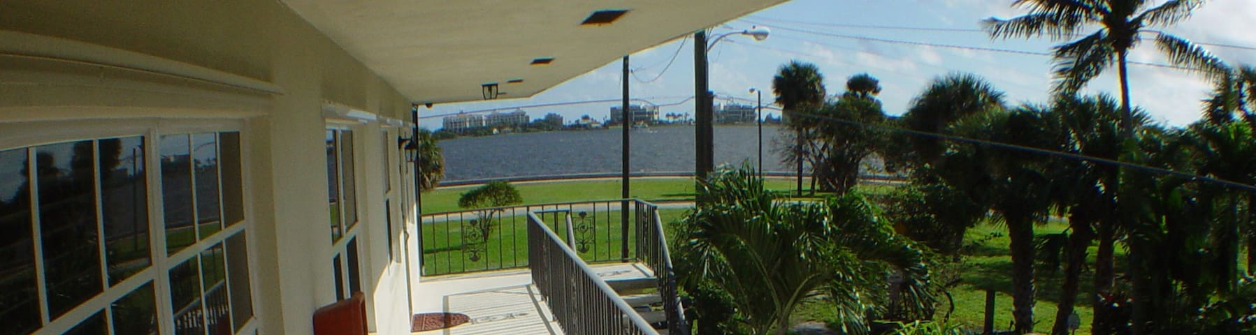 Wonderful Intra-costal waterway view! - Lake Worth - Apto. en complejo residencial