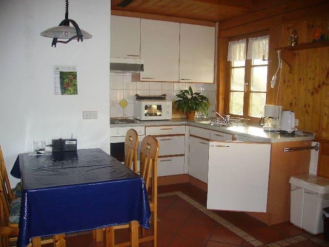 Am Neuhausbauernhof, (Königsfeld), Apartment, 36qm, 1 Schlafzimmer, für max. 4 Personen