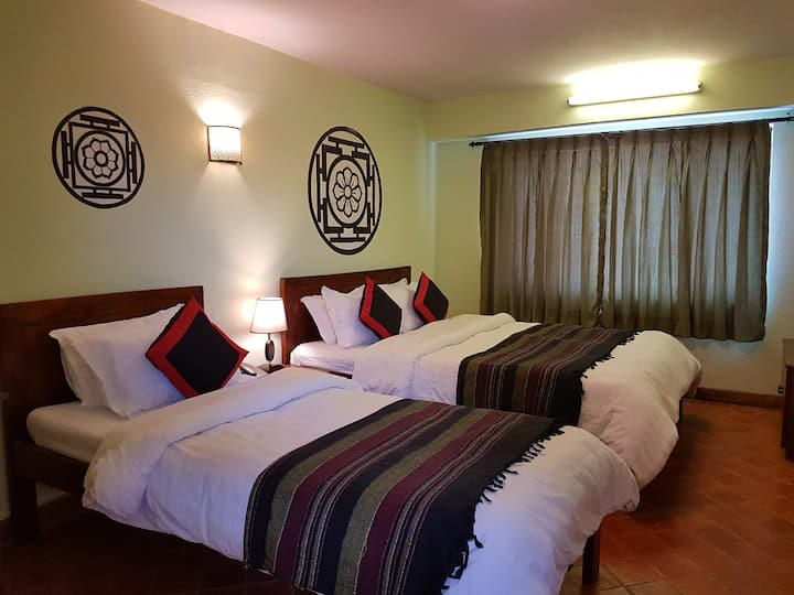 Boutique stay at heart of Bhaktapur Durbar square