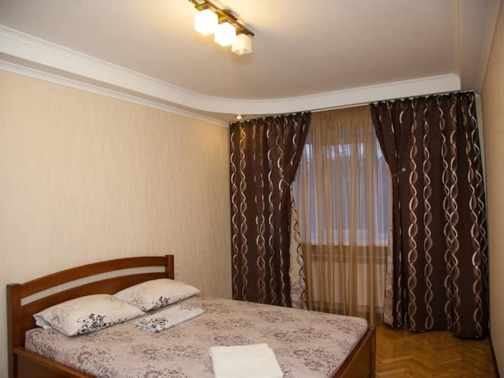 2 Rooms Apartment on str Lermontova 21a. Centre. Luxury class. Centre