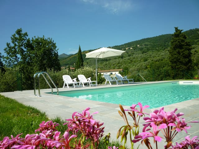 Casa in campagna in provincia di Firenze - Reggello - Apartment