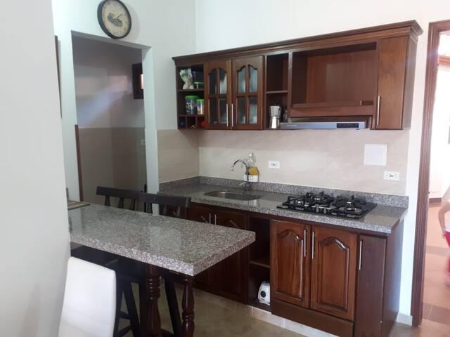 Apartamento para estrenar en Zapatoca