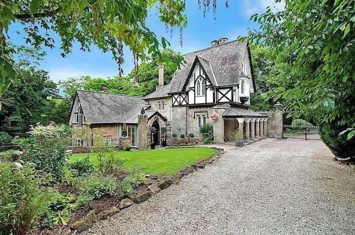 The Lodge - Castle Donington (Derbyshire) - Castle Donington - House