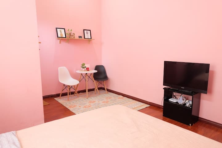 Han River/chic room for couple in the city