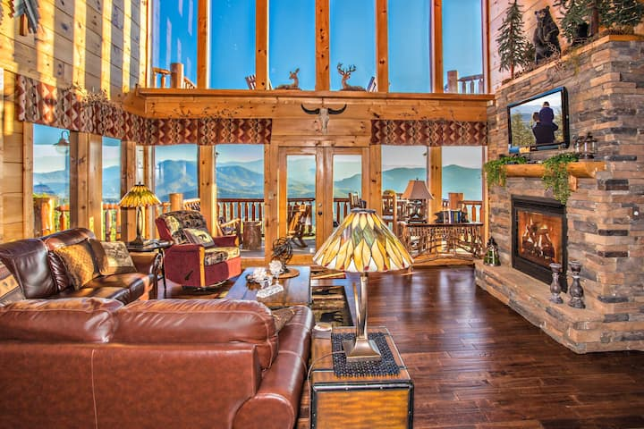 BREATHTAKING VIEWS!! PRIVATE-THEATER-GAME RM-4/6