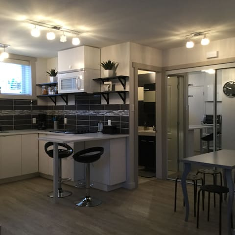 studio 40m2 - Sherbrooke - Apartment