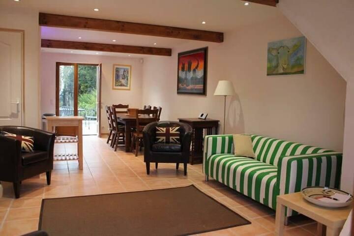 Les Petites Ecuries - Bijou - Marseillette - Apartamento