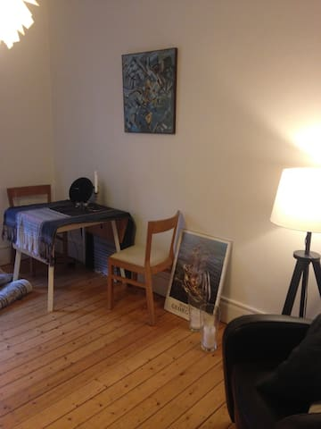 Cozy apartment in great Vesterbro - Kopenhagen