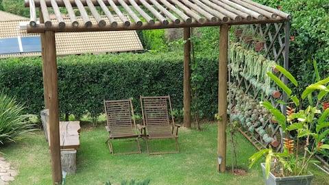 Quarto Verde (2) Adaptado -Condomínio/Lagoa Santa.
