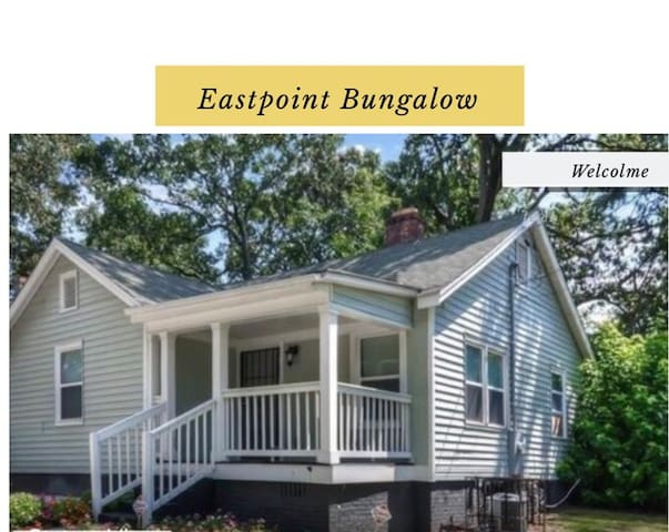 Entire House in Eastpoint Close to Downtown|