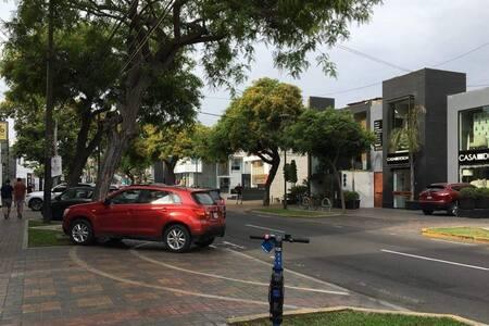 Habitación San Isidro Lima inmejorable ubicación