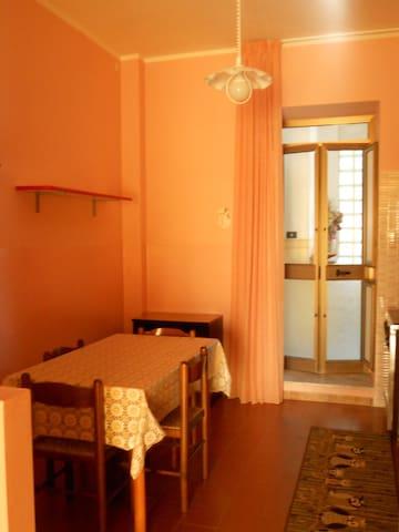 Grazioso Appartamento in Villa - Faraldo-nocelleto - Leilighet
