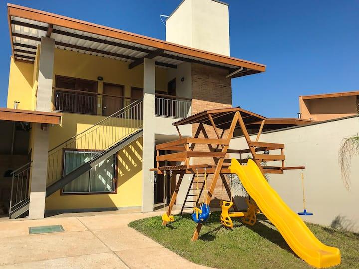Bella Casa 1 - Casa em frente ao lago em Sta.Cruz