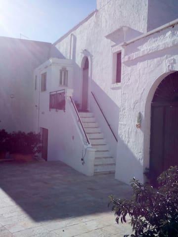 Casa antica - Casalini - Hus