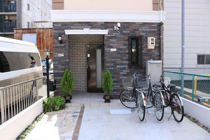 [#302 room]CHIYODA HOME   OSU/Sakae/2 Subway/JR