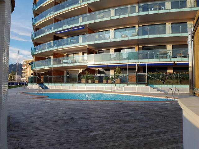 Appartement de standing à Roses Costa Brava - Roses - Appartement