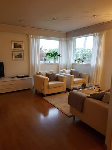 Nice and spacious apartment, feel just like home! - Bergen - Appartement