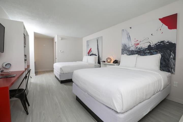 DISNEY Suite for 4 people (JAVA 11)