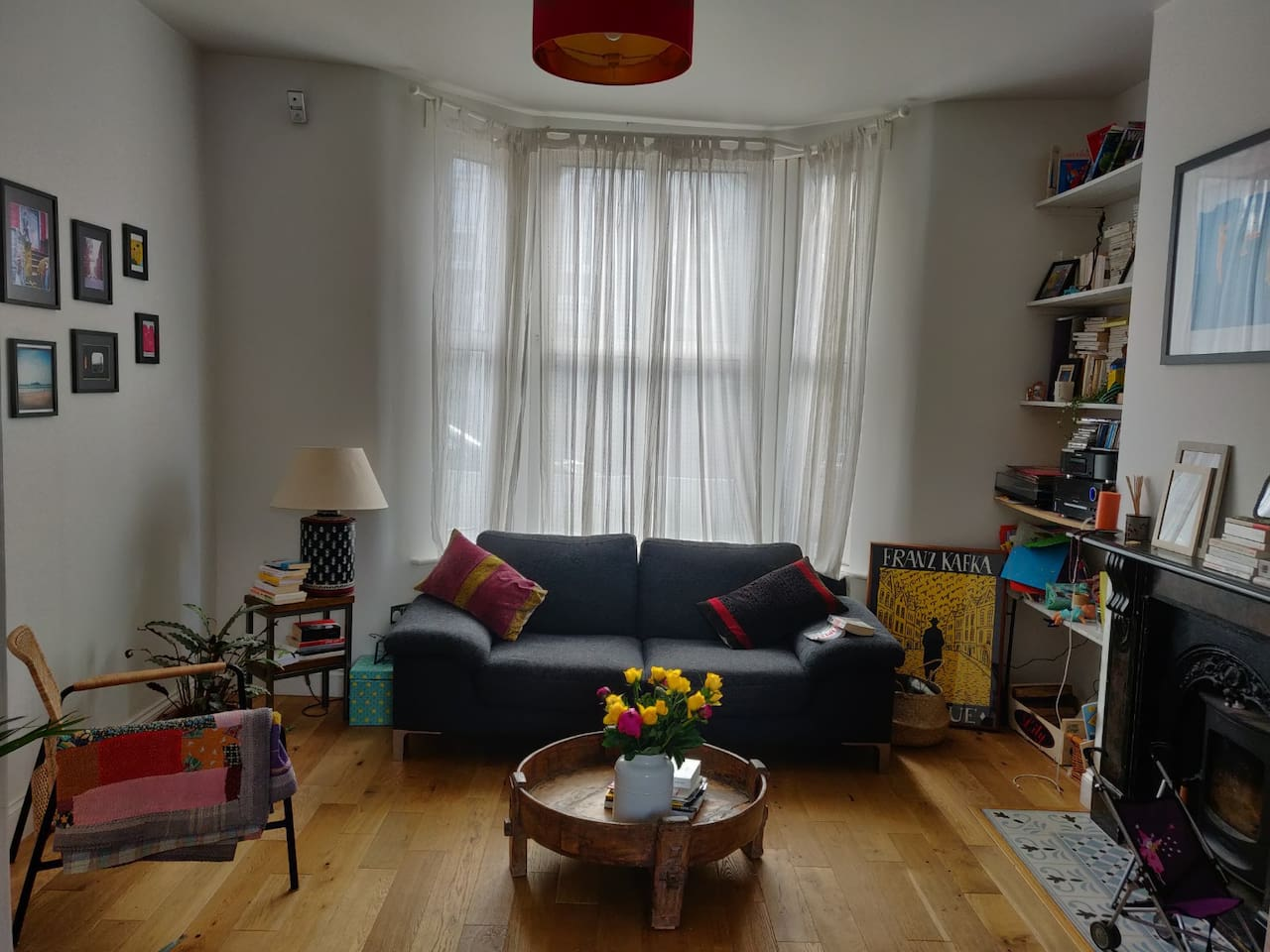 Double living room (part 1) - ground floor